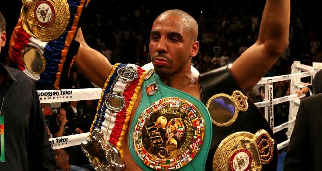 Andre Ward is Potshot Boxing's (PSB) New No.1! - Potshot Boxing