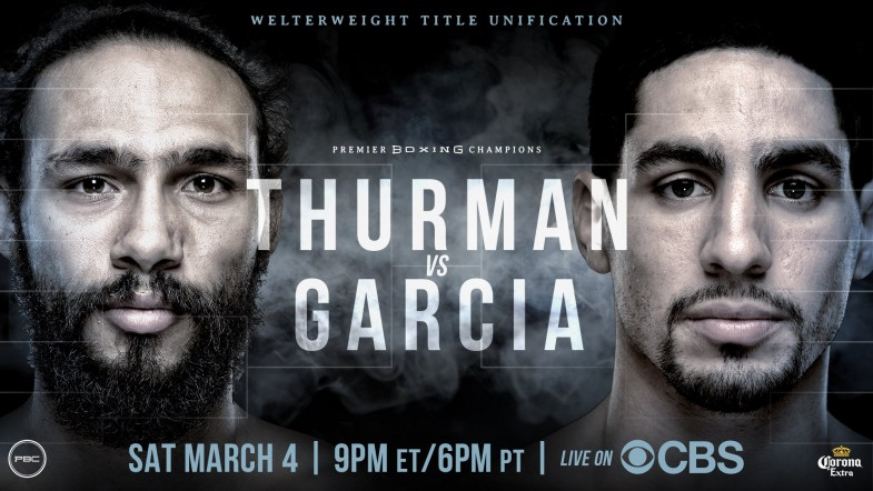 keith thurman vs. danny garcia prediction - Potshot Boxing