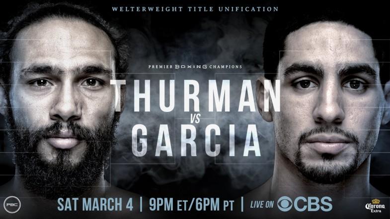 keith thurman vs. danny garcia prediction - Potshot Boxing