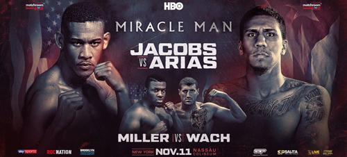 daniel jacobs vs. arias boxing poll - Potshot Boxing