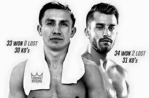 the prediction - gennady golovkin vs. david lemieux - Potshot Boxing