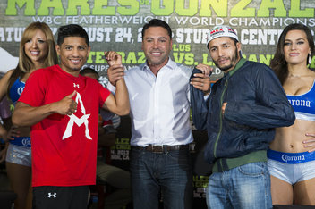 Abner Mares and Jhonny Gonzalez Prediction - Potshot Boxing