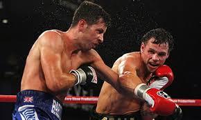 Barker vs. Geale - Potshot Boxing