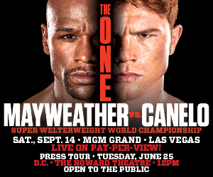All Access: Mayweather vs. Canelo - Potshot Boxing