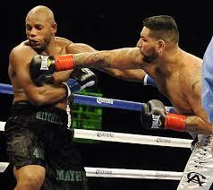 Arreola stops Mitchell - Potshot Boxing