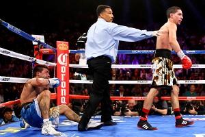 Garcia vs. Matthysse - Potshot Boxing