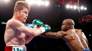 Mayweather, Jr. vs. Canelo - Potshot Boxing
