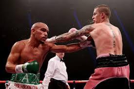 Burns vs. Beltran - Potshot Boxing