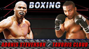 Adonis Stevenson vs. Tavoris Cloud Prediction - Potshot Boxing