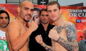 Burns vs. Beltran Prediction - Potshot Boxing
