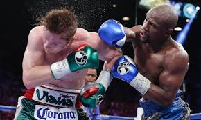 PSB Fight of the month 9/2013: Mayweather vs. Canelo - Potshot Boxing