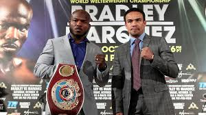 timothy bradley vs. juan manuel marquez prediction - Potshot Boxing
