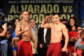 Mike Alvarado vs. Ruslan Provodnikov Prediction - Potshot Boxing