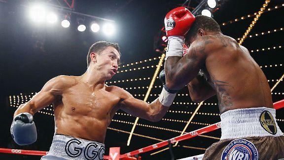 gennady golovkin vs. curtis stevens recap - Potshot Boxing