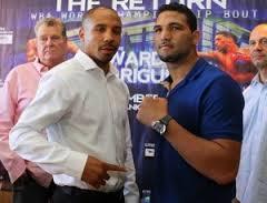 andre ward vs. edwin rodriguez prediction - Potshot Boxing