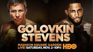 gennady golovkin vs. curtis stevens prediction - Potshot Boxing