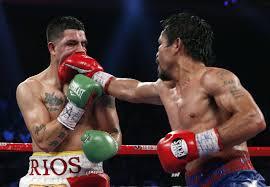 manny pacquiao vs. brandon rios recap - Potshot Boxing