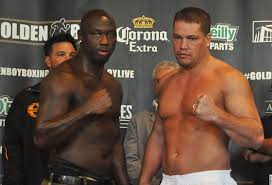 antonio tarver vs. mike sheppard TOTT - Potshot Boxing