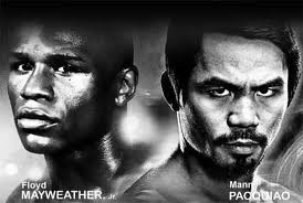 Dream Fight: Mayweather vs. Pacquiao - Potshot Boxing