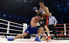 Sturm vs. Barker - Potshot Boxing