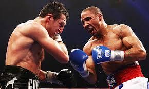 Dream Fight: Ward vs. Froch 2 - Potshot Boxing