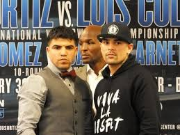 Collazo vs. Ortiz - Potshot Boxing