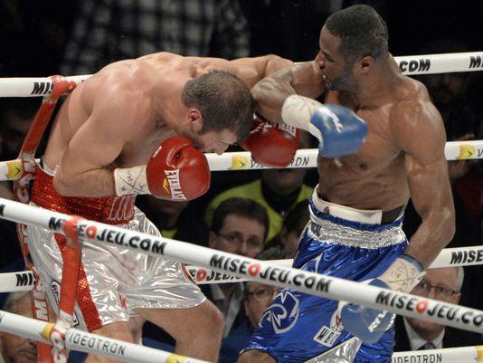 Pascal vs. Bute - Potshot Boxing