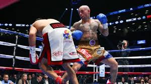 Collazo knocks out Ortiz - Potshot Boxing