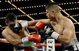 Garcia victorious over Burgos - Potshot Boxing