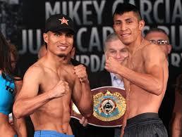 Garcia vs. Burgos - Potshot Boxing
