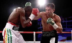 Golovkin vs. Adama - Potshot Boxing