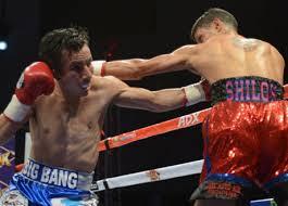 Hernandez stops Rivera - Potshot Boxing