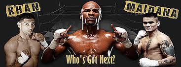 Who's Next? Khan or Maidana? - Potshot Boxing