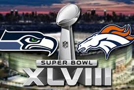 Superbowl 48 - Seahawks vs. Broncos - Potshot Boxing