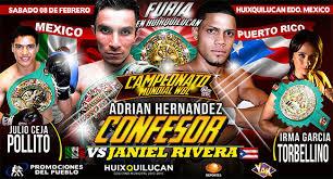 Hernandez vs. Rivera - Potshot Boxing