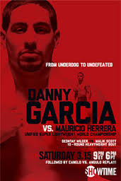 Garcia vs. Herrera Tale of the Tape - Potshot Boxing
