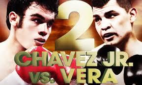 Chavez, Jr. vs. Vera TOTT - Potshot Boxing
