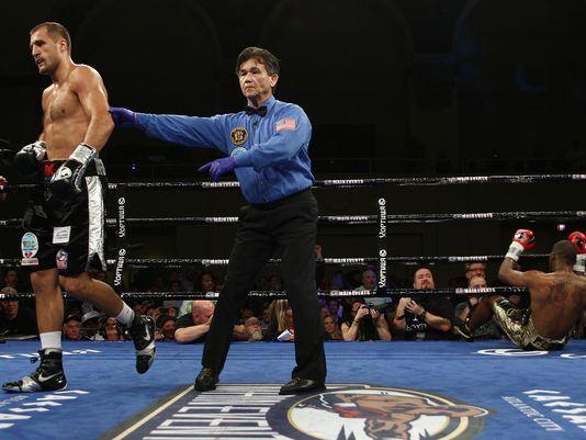 Kovalev vs. Agnew - Potshot Boxing