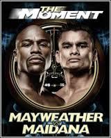 The Moment: Mayweather vs. Maidana Poll  - Potshot Boxing
