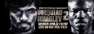 Pacquiao vs. Bradley 2 Poll - Potshot Boxing