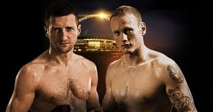 Froch vs. Groves 2 Prediction - Potshot Boxing