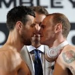 Weigh in: Froch vs. Groves 2 - Potshot Boxing