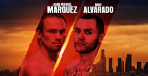Tale of the Tape: Marquez vs. Alvarado - Potshot Boxing