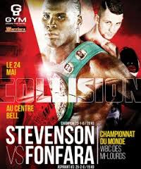 Prediction: Stevenson vs. Fonfara - Potshot Boxing