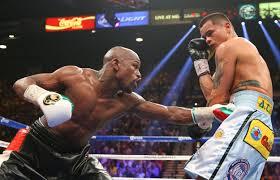 Mayweather vs. Maidana PSB's FOTM - Potshot Boxing