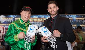 TOTT: Ruslan Provodnikov vs. Chris Algieri - Potshot Boxing