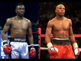 Dream Poll: Floyd Mayweather, Jr. vs. Pernell Whitaker - Potshot Boxing