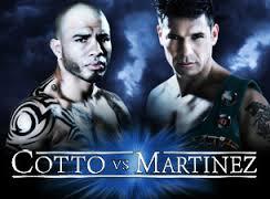 Miguel Cotto vs. Sergio Martinez Prediction - Potshot Boxing