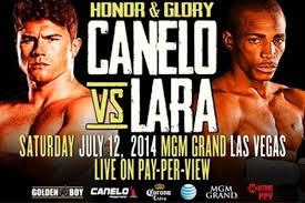 Canelo Alvarez vs. Erislandy Lara Boxing Poll - Potshot Boxing