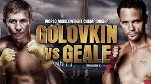 Golovkin vs. Geale Prediction - Potshot Boxing